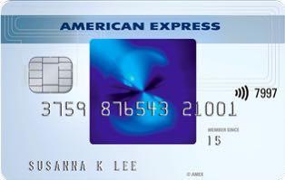 (好消息!學生夠18歲都申請得) 美國運通AE Blue Cash 信用卡 – 經本人推薦申請多$200及2張戲飛