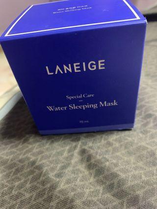BRAND NEW Laneige Water Sleeping Mask