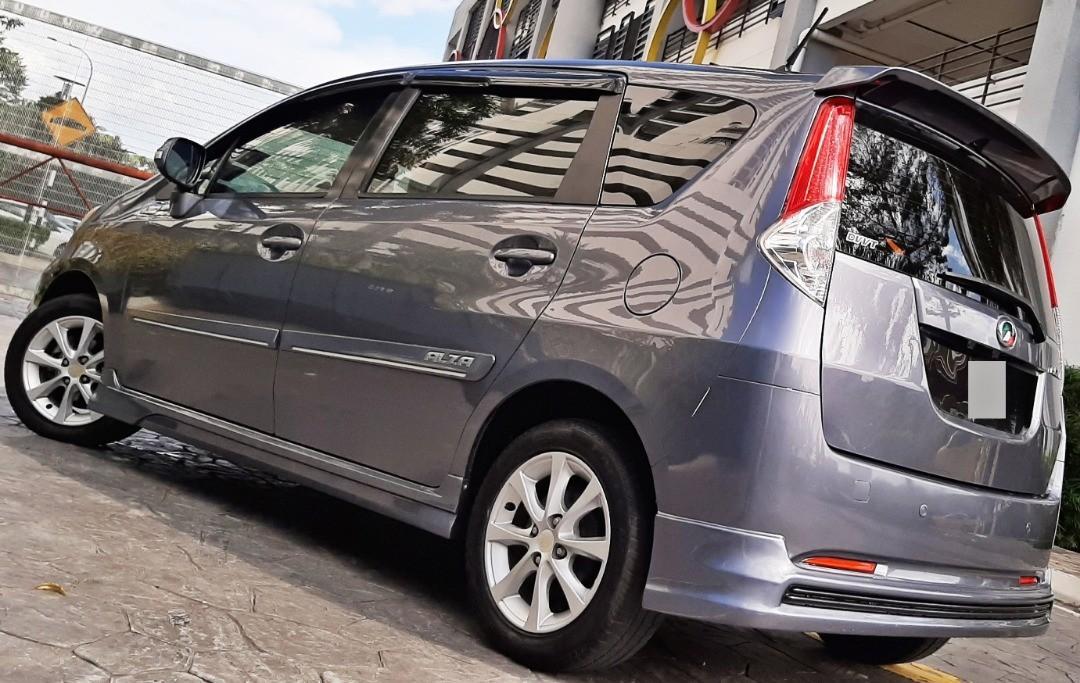 2012 Perodua ALZA 1.5 (A) DEP3990 LOAN KEDAI KERETA