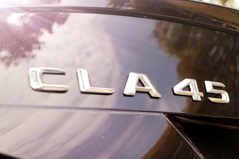 2014年 CLA45 AMG 4MATIC
