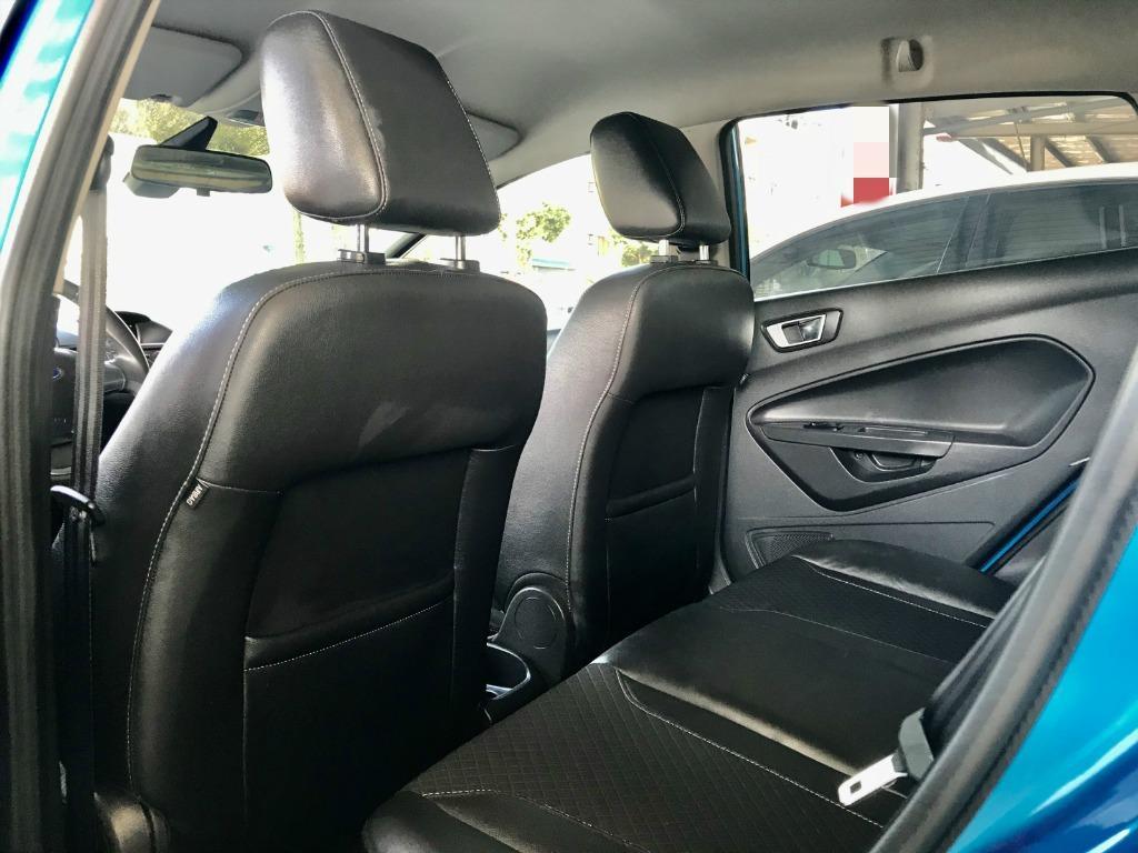 2015 Ford Fiesta 1.0 S版  中古市場稀有車款 稀有配色  運動版  僅有一台