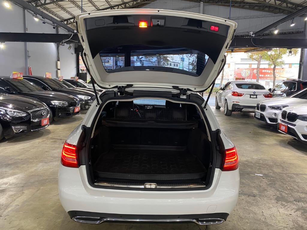 正2015年 總代理Mercedes-Benz/賓士 C200d avantgarde 1.6