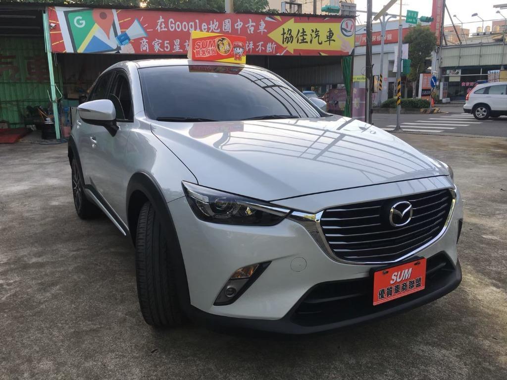 2016 CX-3