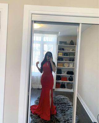 Gorgeous Red dress