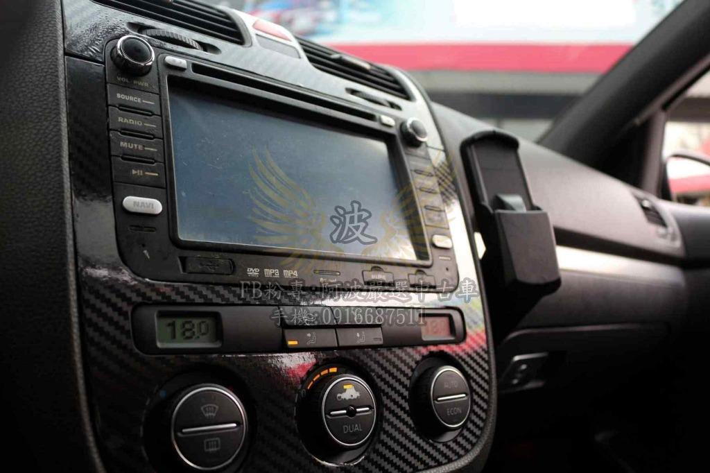 福斯 GTI 無待修 遮風擋雨代步車