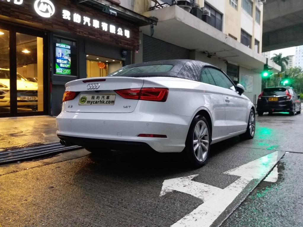 Audi A3 Cabriolet 1.4 TFSI S tronic Ambiente (A)