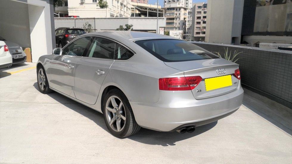 Audi A5 A5 1.8T Auto