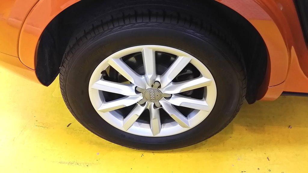 Audi Q3 2.0 TFSI quattro Auto