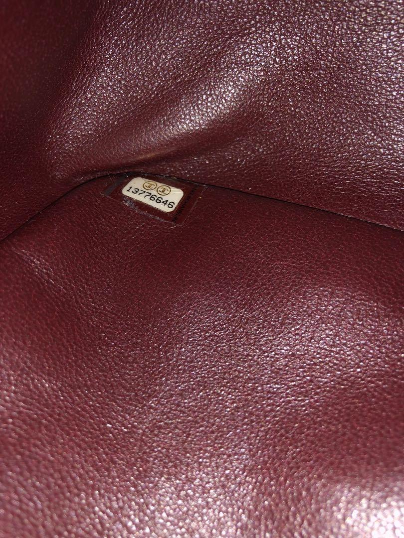 Chanel Lambskin 2.55 Reissue 227 lambskin Double Flap Bag...