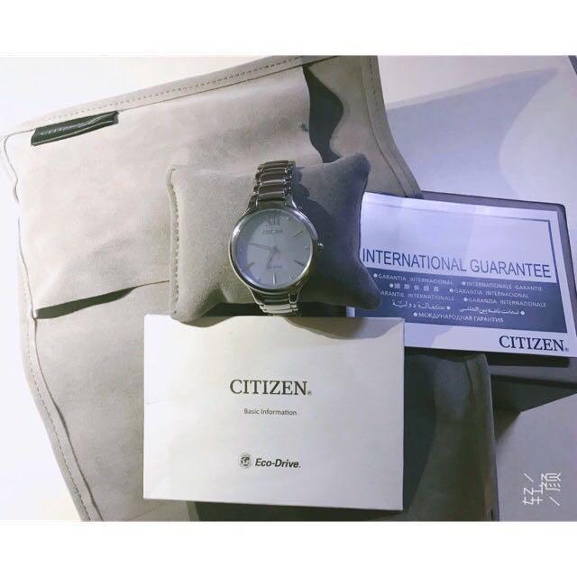 Citizen Stars Watch Em0550-83n, L, Light, Fashion Female Watch, Sapphire Mirror