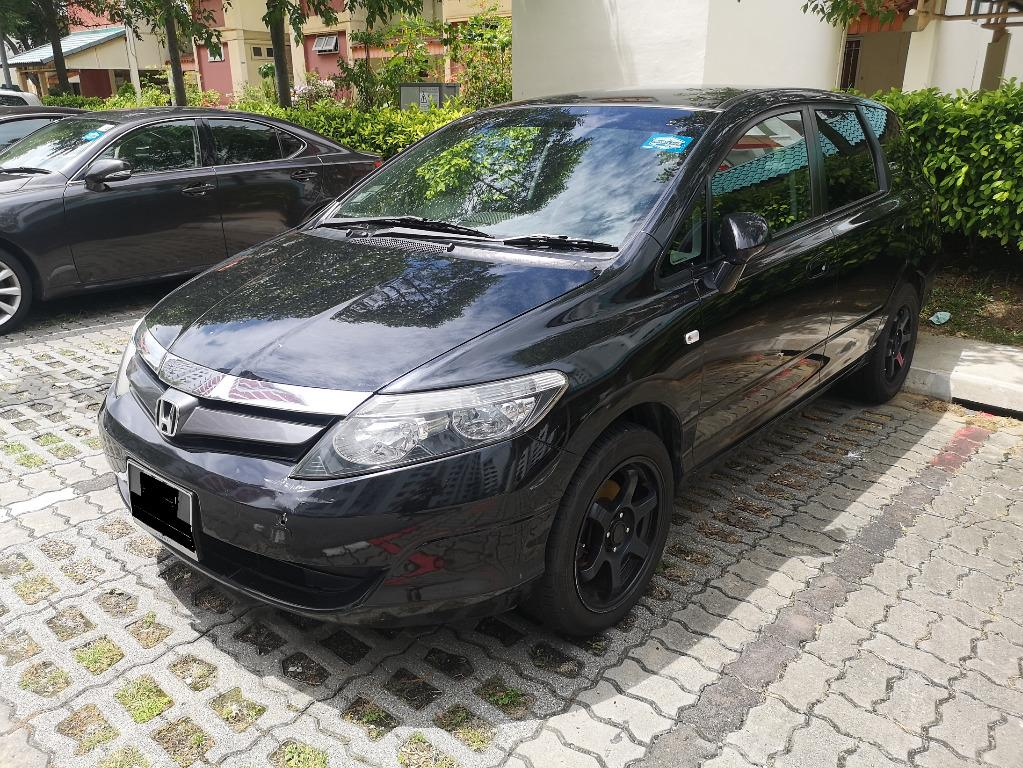 Honda Airwave 1.5A Station wagon for rent PHV or Grab or personal
