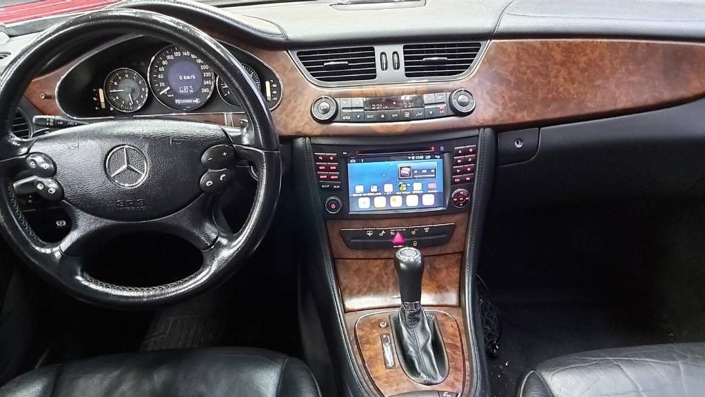 賓士M-BENZ CLS350 豪華轎跑 中古車 二手車