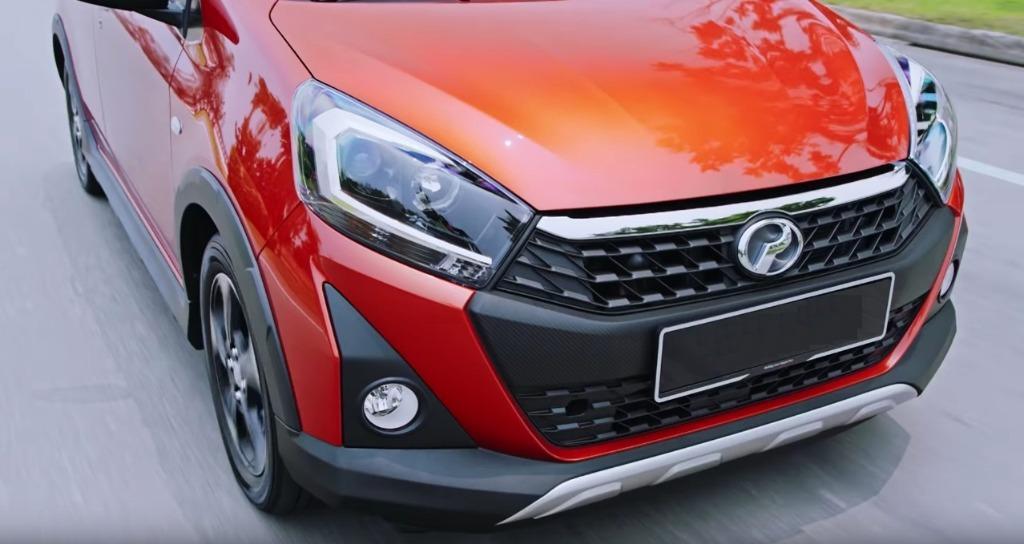 Perodua Axia Style 1.0 Auto Full Loan 19 Freegifts