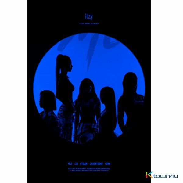 [SET/3 VERSIONS] ITZY - IT'Z ME + DIRECT SHIPPING FROM KOREA TO YOUR HOUSE + FREE POSTER IN TUBE