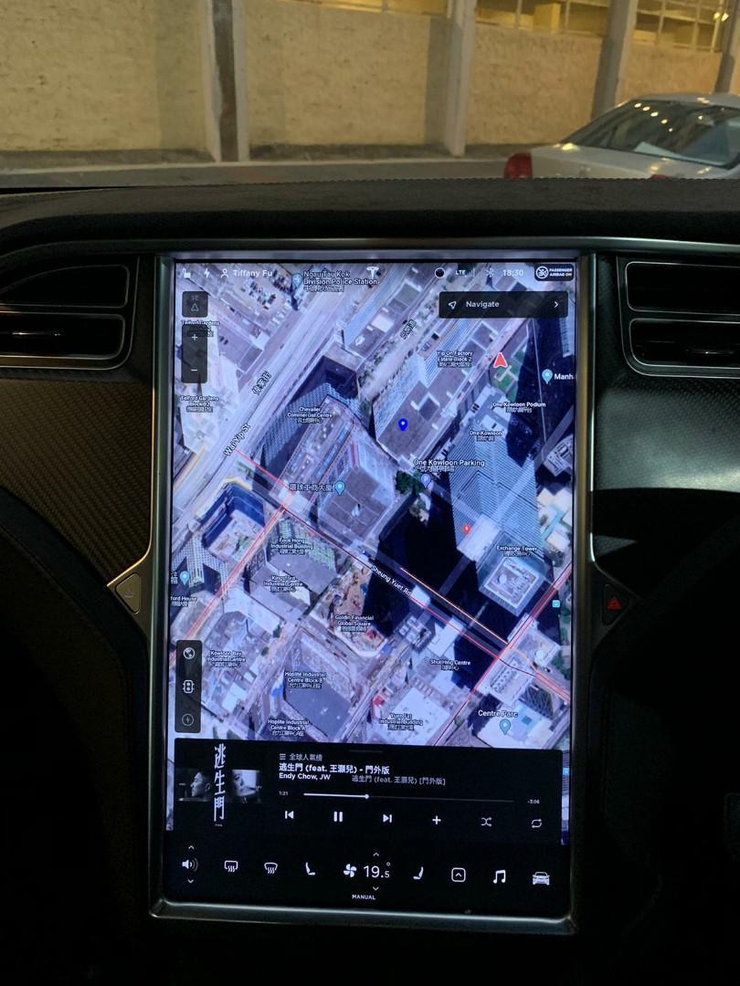 Tesla Model X 90D Auto