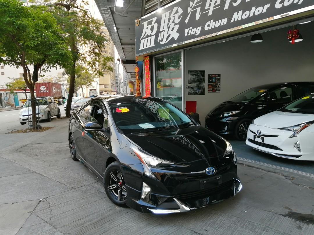 Toyota Prius 1.8 Hybrid S modellistA Auto