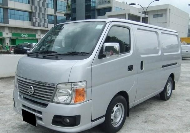 VAN FOR RENTAL.WITH DRIVER. NOT for SELF DRIVE. ANYTIME/ANYDAY