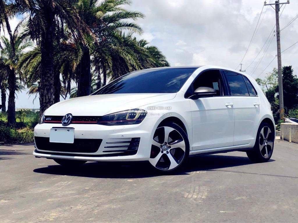 Volkswagen Golf Gti 2014年 2.0