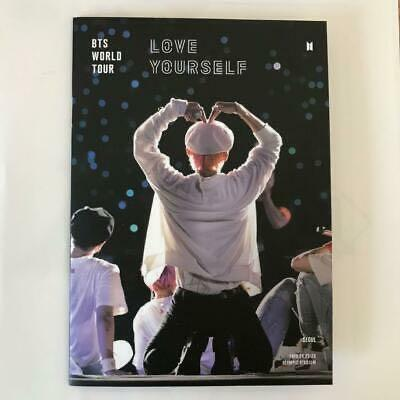 [WTB] BTS V Taehyung Love Yourself In Seoul Blu-Ray Mini Photobook