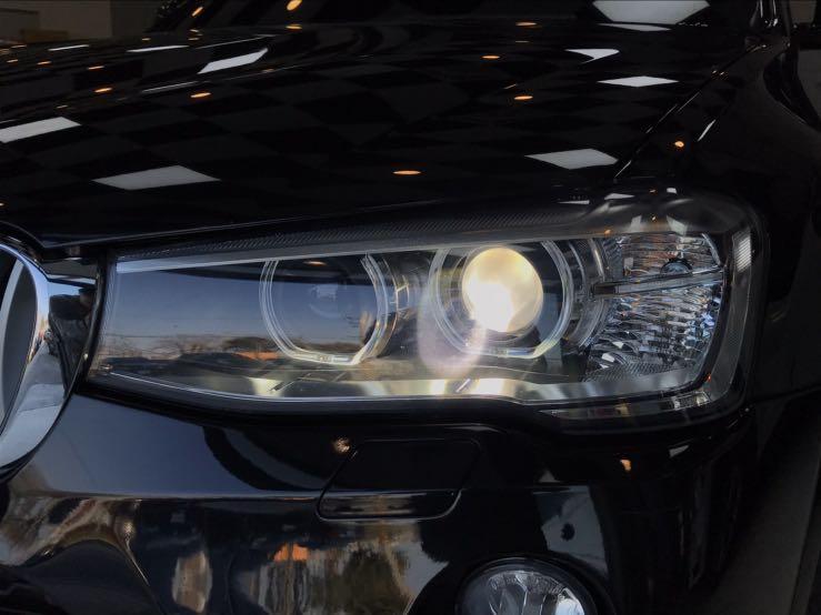 #X4 30d-M版 柴油 BMW 2015-6年