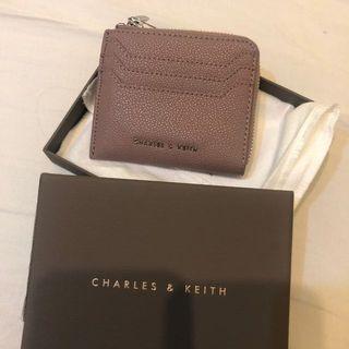 小ck 零錢包 卡夾 錢包 短夾 皮夾