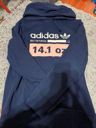 Adidas 帽T 90%new