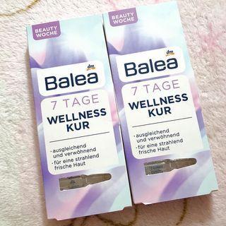 Balea 七天密集喚膚安瓶