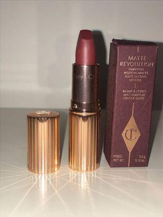 New! Charlotte Tilbury Matte Revolution Lipstick