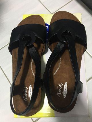 Scholl sandal