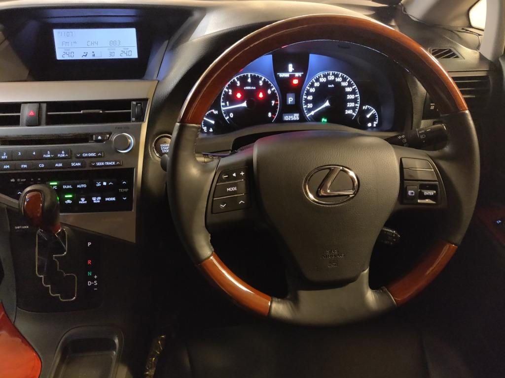 2009 Lexus RX350 3.5 (A) Malaysia Spec Sell by Owner
