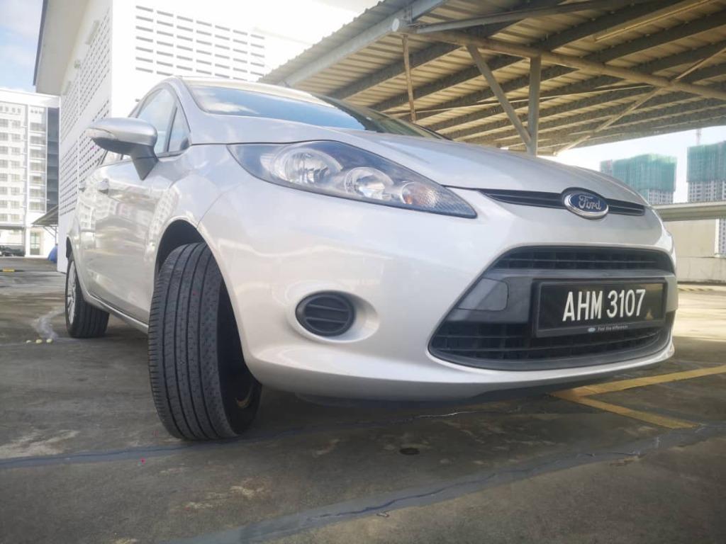 2011 Ford FIESTA 1.6 LX Ti-VCT (A)   B/L LOAN KEDAI DP 1-2K