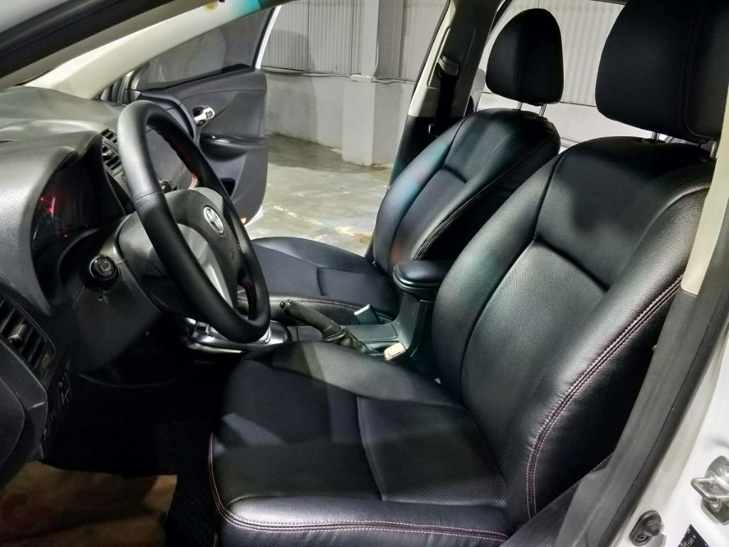 2011年ToyotaAltis1.8E實車實價22萬8
