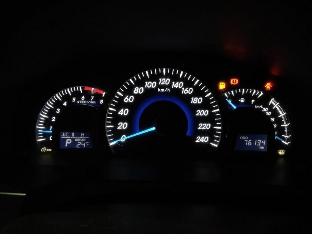2012年 新款Toyota Camry 2.0 實車實價29.8萬