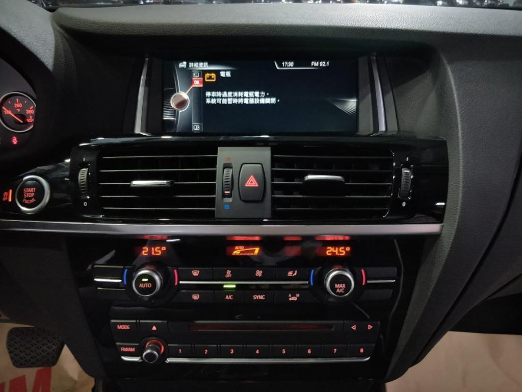 2014年BMW X3實車實價115.8萬