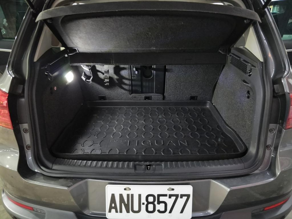 2015年 Volkswagen Tiguan 實車實價66.8萬