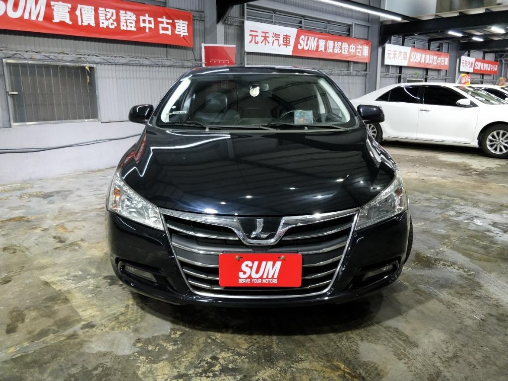 2015年LuxgenS5turbo2.0頂版黑色 實車實價27萬8