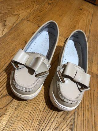 高底造型蝴蝶結娃娃鞋