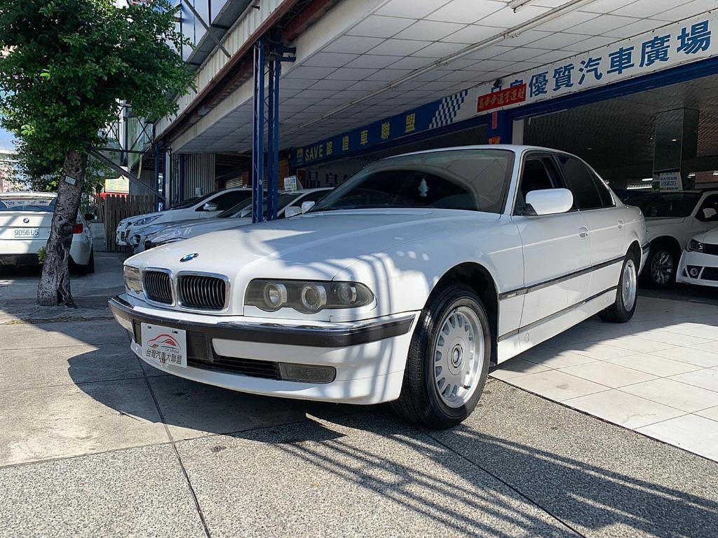 BMW 7-Series 2.8L 1997年