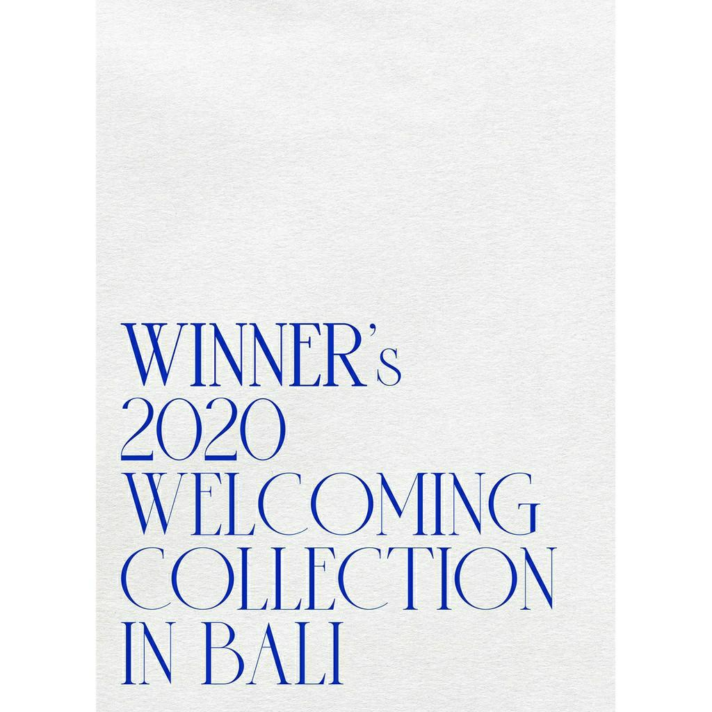 (FREE POSTAGE) WINNER - 2020 WELCOMING COLLECTION [IN BALI]