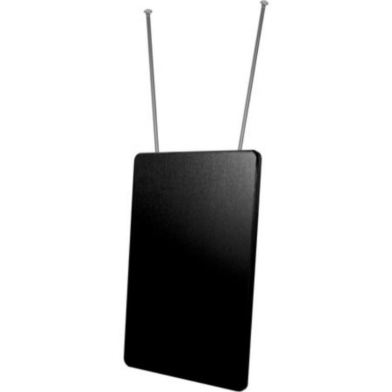 GE Pro Flat Panel 4K Full HD TV Antenna (49 KM Range)