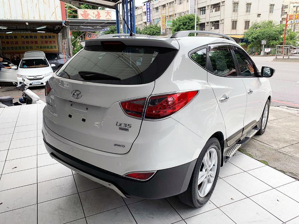 Hyundai/現代 Ix35 2.0L 2013年