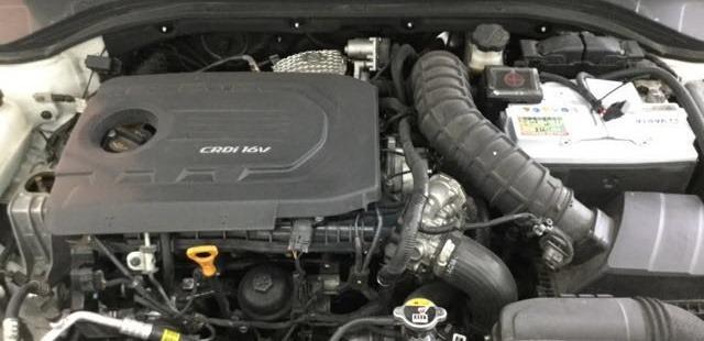Jc car 現代 Elantra 2018年 柴油頂級 渦輪1.6L省油省稅有力 原漆原鈑件 安卓機影音 低里程原漆原鈑件