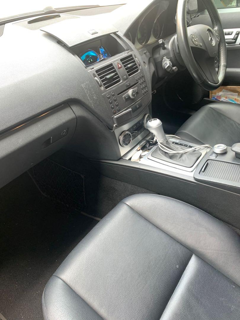 Mercedes-Benz C200 Estate CGI BlueEfficiency Auto
