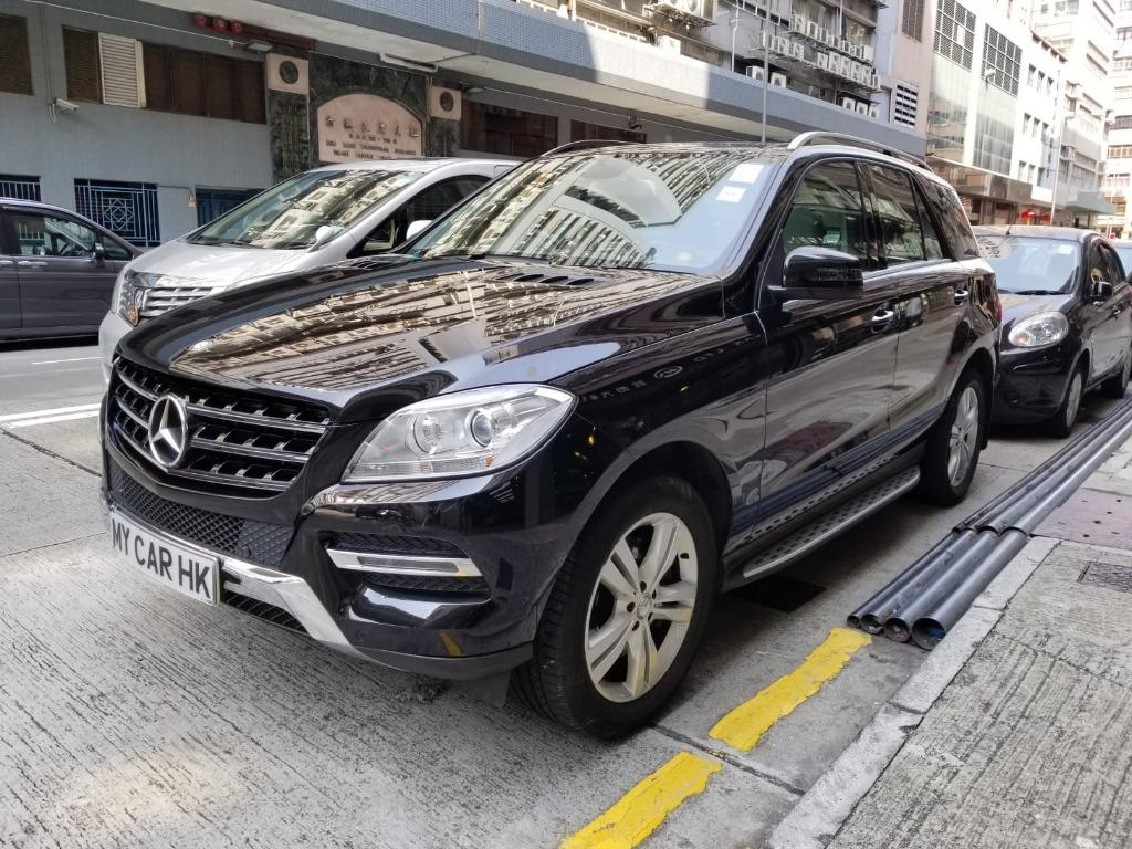 Mercedes-Benz ML350 4Matic (A)