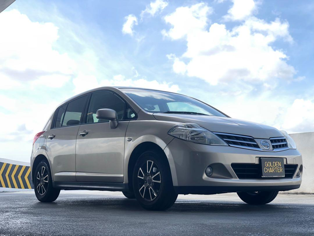 Nissan Latio For Rent Now! Private Hire | Personal Rent