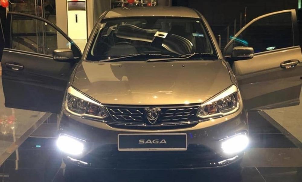 Thanks Ms Yau Support Saga 2020 Kepong Menjalara Proton