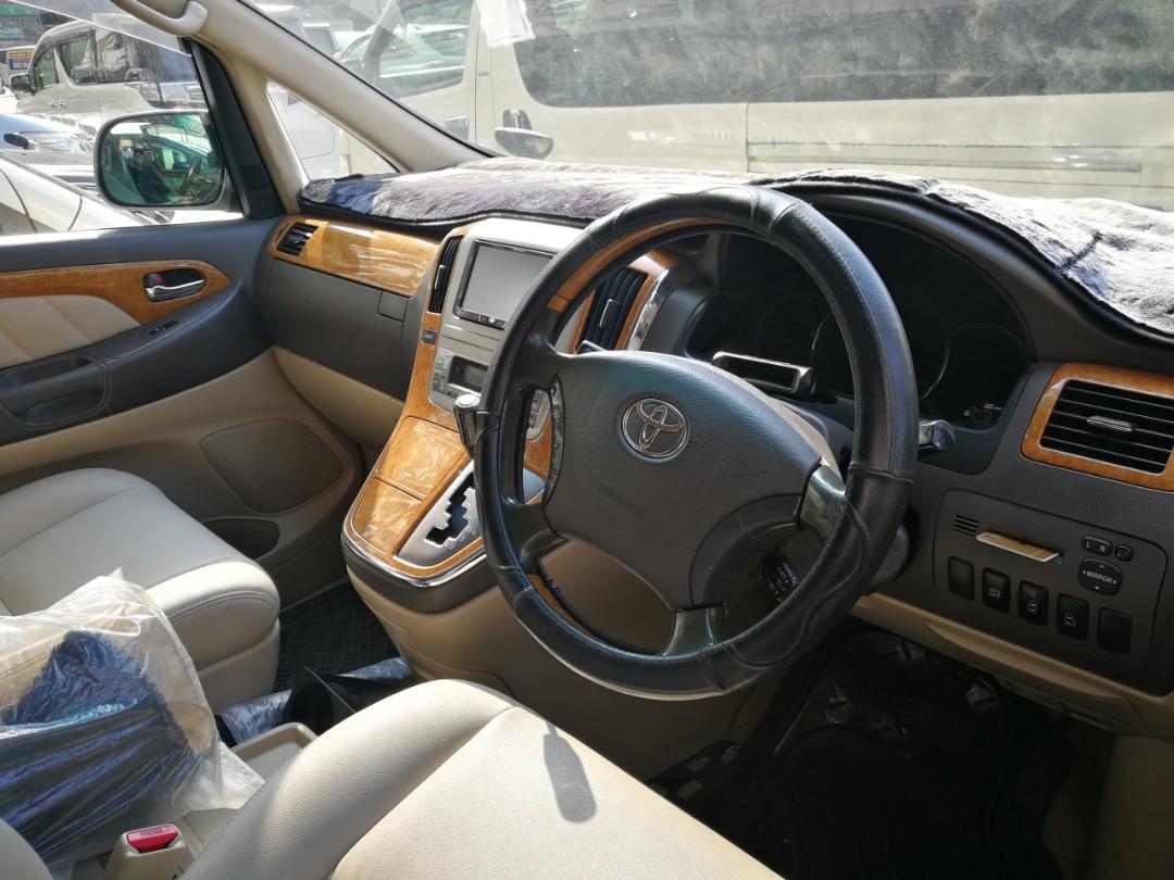 Toyota Alphard 3.0 MZ Auto
