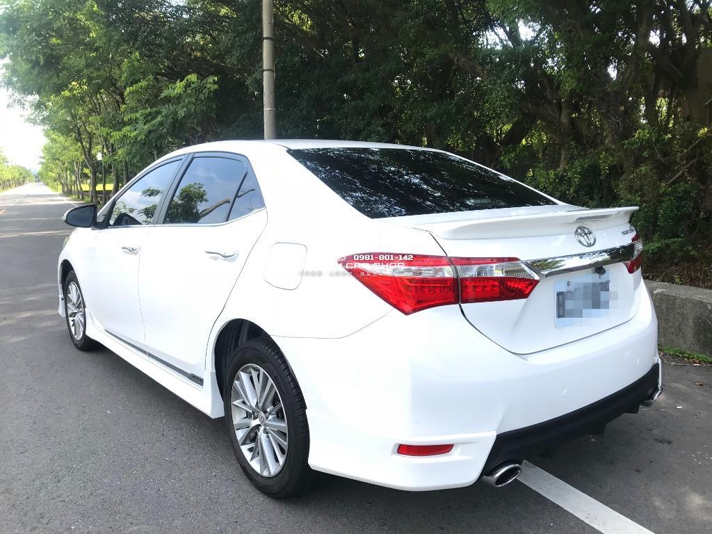 Toyota Altis 2014年 1.8L