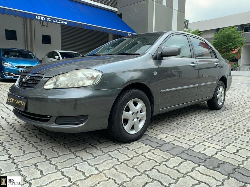 Toyota Altis $340 weekly💥Short Term & Long Term available💥 💰$500 for immediate driveaway!