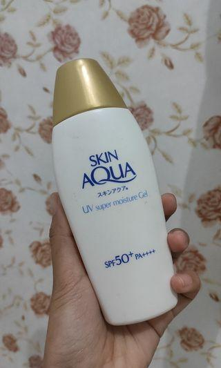 Skin Aqua UV super moisture gel